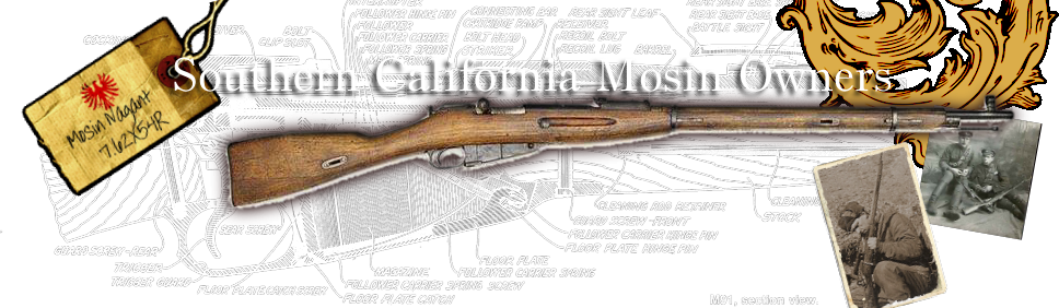 Southern California Mosin Owners